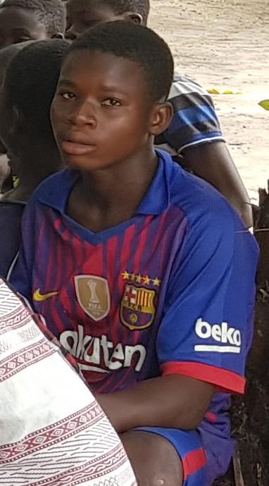 Nfua, Age 15, Fisherguy,