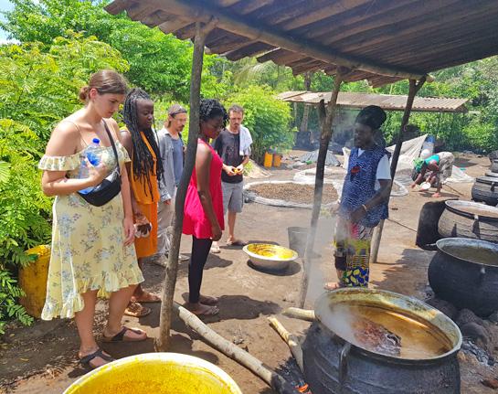 Anad e.V. - Volontäre aus NRW in Ghana
