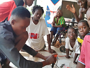 Anad e.V. Projekt Jugendfoerderung